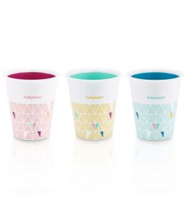 BABYMOOV Fun Cups, Gobelets multicolores
