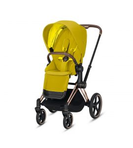Cybex Poussette Priam Mustard Yellow