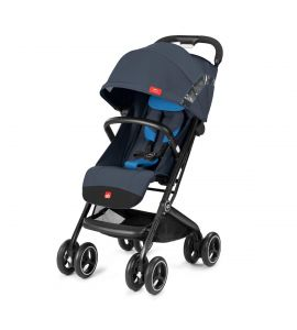 GB Qbit Plus All Terrain Poussette Laguna Blue