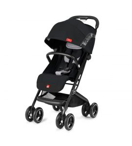 GB Qbit Plus All Terrain Poussette Velvet Black