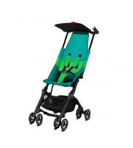 GB POCKIT AIR ALL-TERRAIN Poussette Laguna Blue