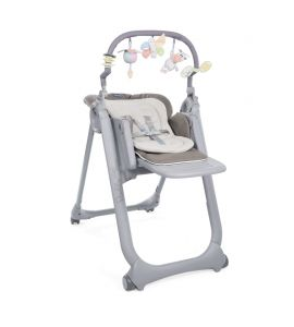 Chicco Chaise haute bébé Polly Magic Relax - Cocoa