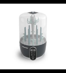 BABYMOOV Stérilisateur biberon et sèche-biberon Turbo Pure