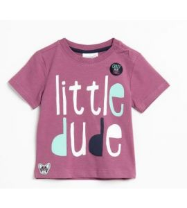 T-shirt LITTLE DUDE